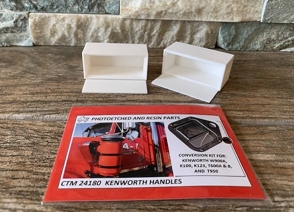 Truck/Trailer Toolboxes (set of two) 7/8 inches square x 2 3/16 inches long.