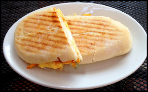 Day 20: Brunch Panini