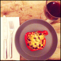 Day 3: Mexican Stuffed Peppers
