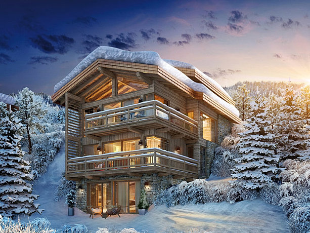 Gilbert architecte courchevel m ribel lyon chalets for Architecte courchevel