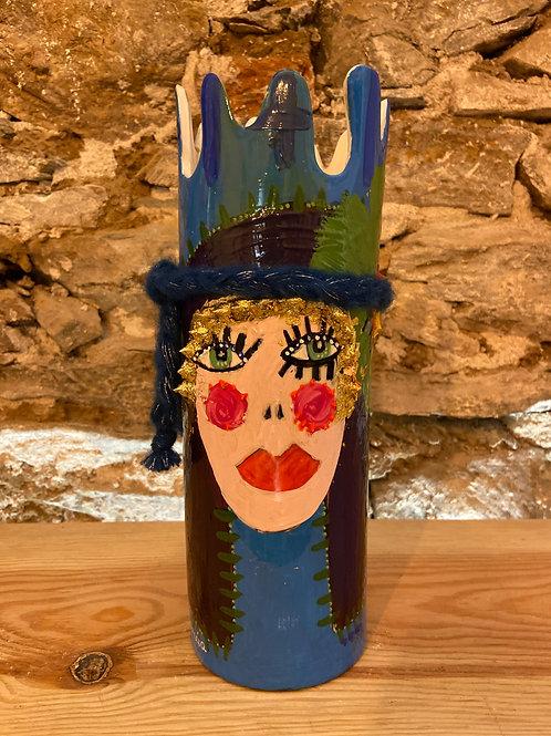 """Vase """"Rêve"""" Isabelle CARBUCCIA"""