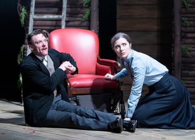 Mark Hawkins and Phoebe Marshall, Lady C
