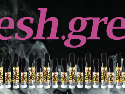 50+ MMJ Products in stock: Vape Carts,  Pens and Concentrate-Free .5g Pre-Roll with every purchase!