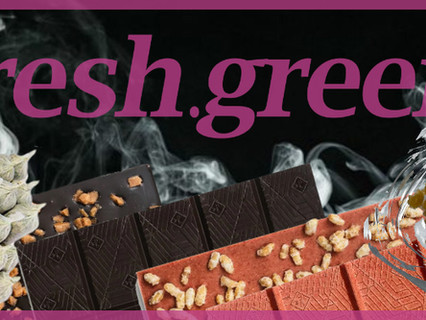 Free .5 g Pre-Roll with every purchase May 13 - 15 at all fresh.green locations!*