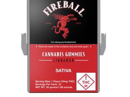 $5.99 Pre-rolls...Fireball Gummies in stock now at fresh.green dispensaries!
