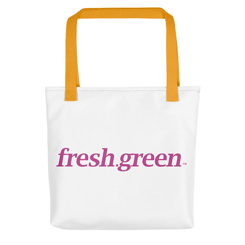 Fresh Green Tote bag