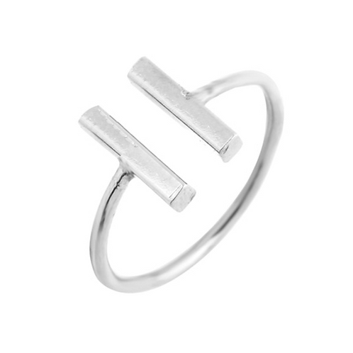 Parallel Line Ring