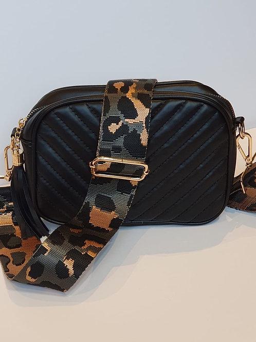 Leopard Strap & Bag Kit