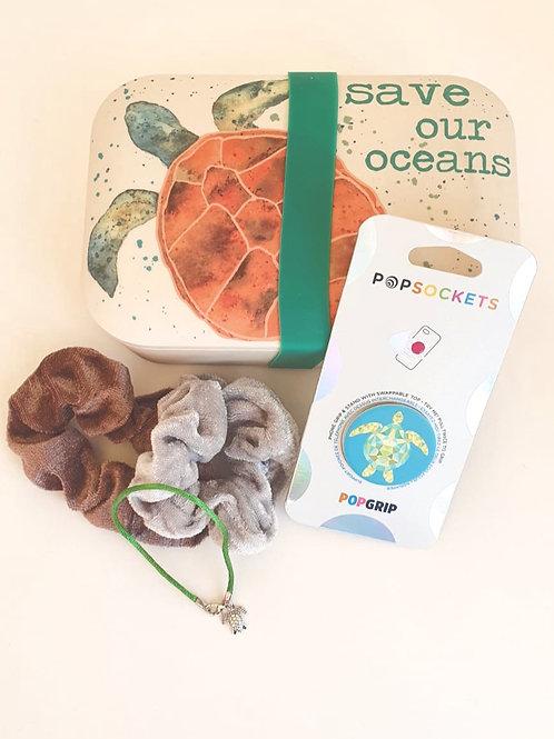 Turtle Lover Gift Set