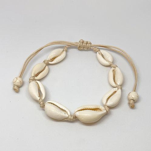 Shell Bracelet Cream