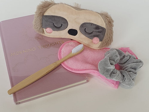 Slow Down Sloth Gift Set