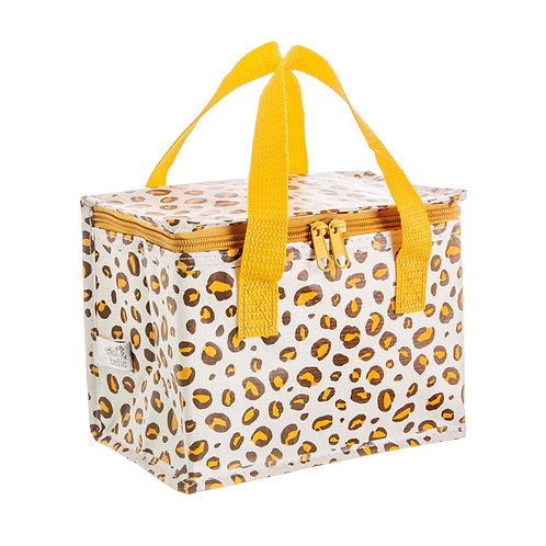 Leopard Love Lunch Bag