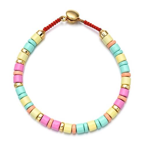 Candy Enamel Bracelet