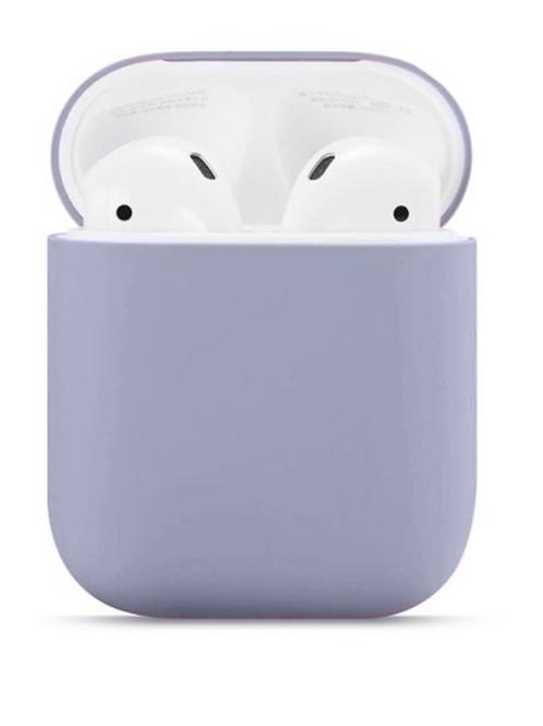 Purple AirPod Cover