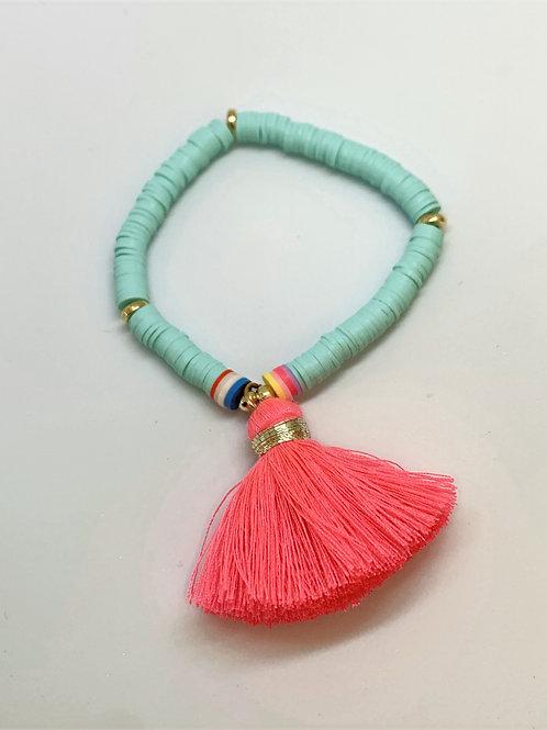 Summer Bracelet with Tassle
