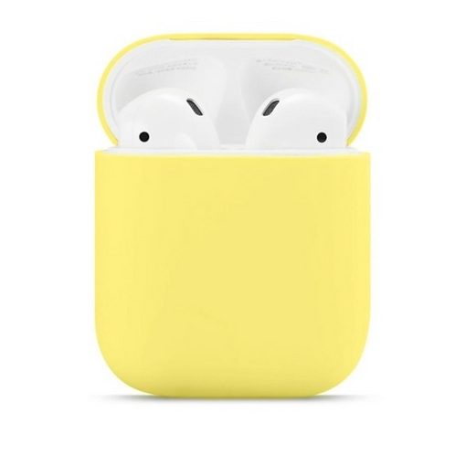 Yellow AirPod Cover