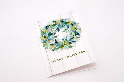 Christmas Gift Card and Voucher
