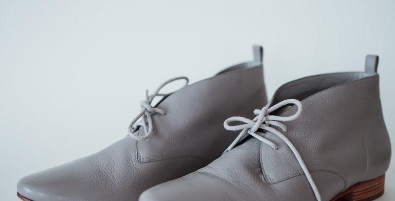 Grey Chukka Boot