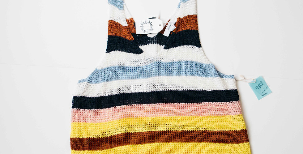 Stripe Knit Tank