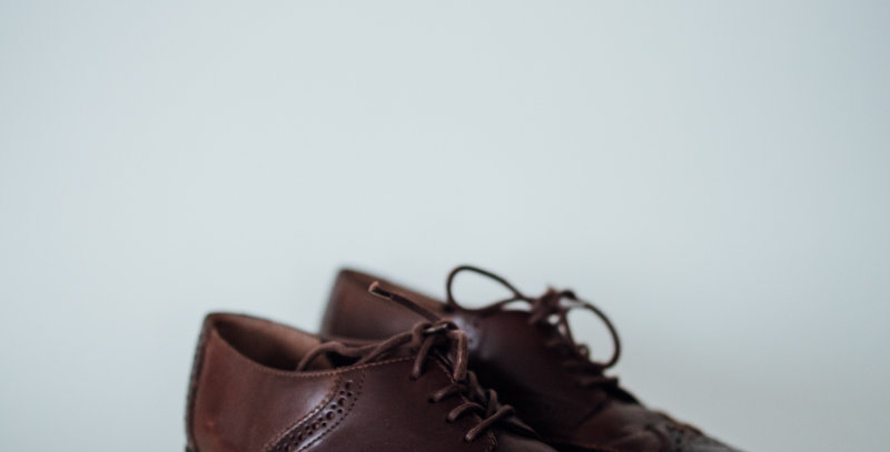 Two-Tone Oxfords
