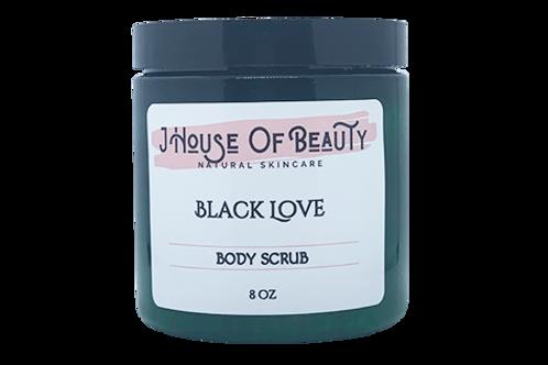 Black Love Body Scrub
