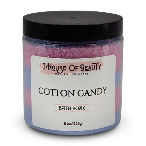 Cotton Candy Bath Soak