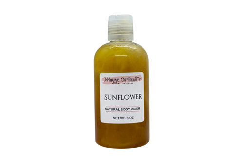 Sunflower Body Wash
