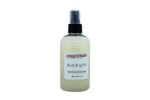 Black Love Body Spray
