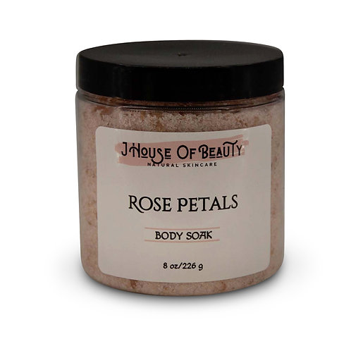 Rose Petals Body Soak