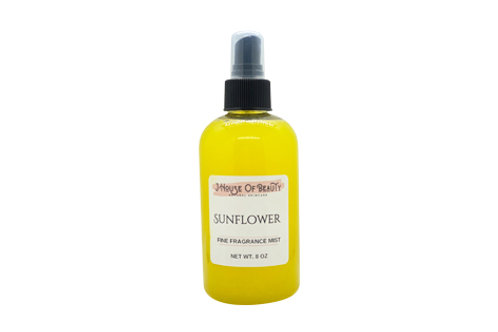 Sunflower Body Spray