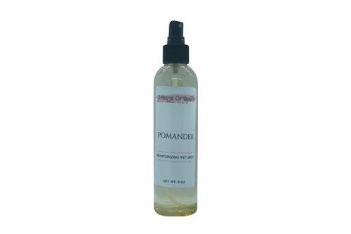 Pomander deodorizing Pet Spray
