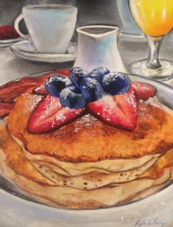 Breakfast in Cape May