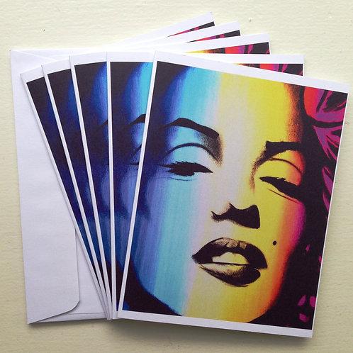 Marilyn Notecards