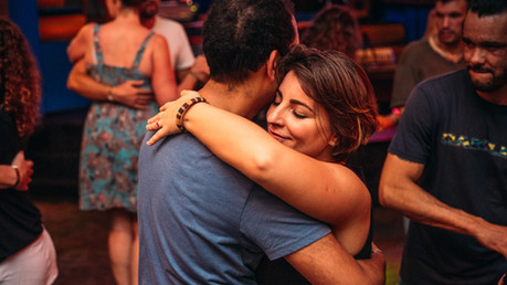 Forró Foundations - Forro Tuesday - Dance Class and Party - Jason Purple