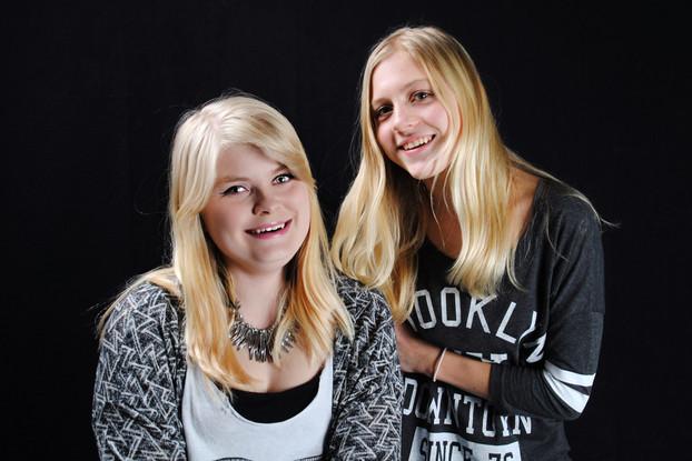 Shannon en Lindsey