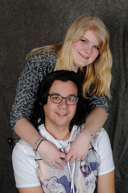 Jordy en Shannon