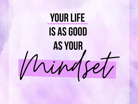 Its mindset monday
