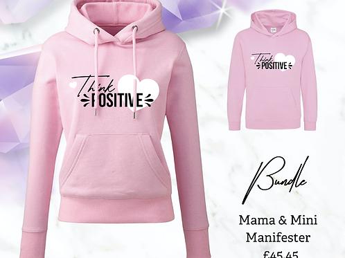 Mini Manifester Bundle - Think Positive