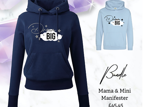 Mama & Mini Manifester Bundle - Dream Big