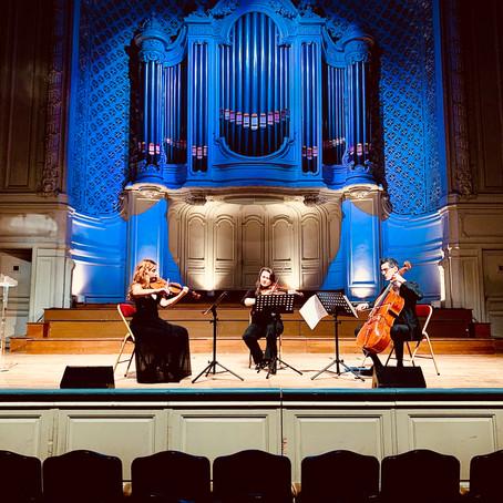 Trio Classico - Salle Gaveau