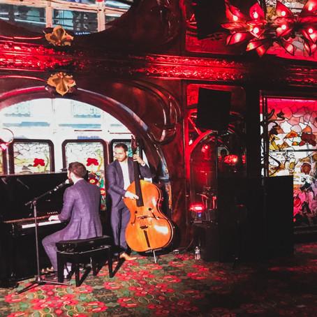 Duo Jazz au Maxim's