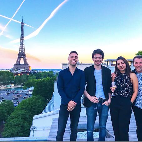 Ivana @ la Maison Blanche - Paris