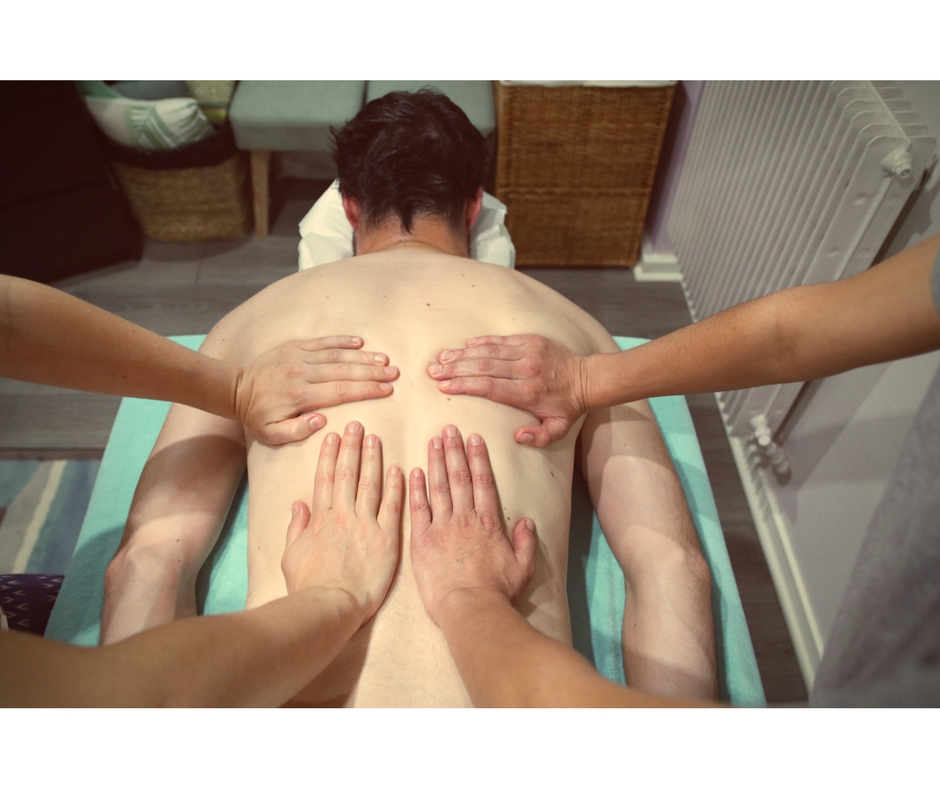 Anne-Laure Zamora - massage 4 mains 2