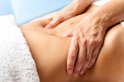 Massage du ventre 2