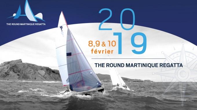 Atlantic Siprit sur The Round Martinique Regatta.