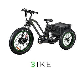 3IKE Cargo E-Bike
