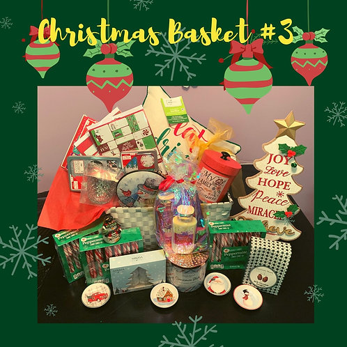 Christmas Raffle Basket #3