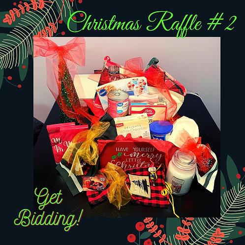 Christmas Raffle Basket #2