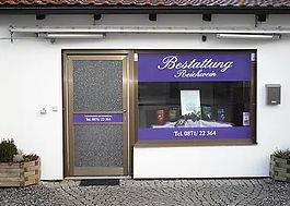 Filiale Altdorf Bestattung Reichwein