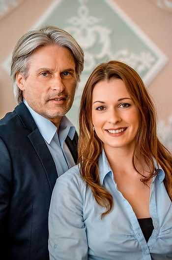 Roland und Julia Reichwein